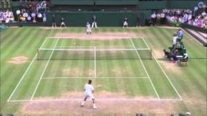 Roger Federer vs Rafael Nadal – Wimbledon 2006 Final