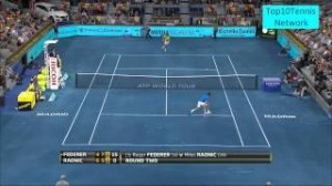 【HD】Federer vs Raonic Highlights (Madrid 2012)