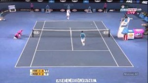 Roger Federer vs Andy Murray Australian Open 2010 Final (HD)