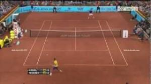 Federer vs Nadal – Madrid 2011 SF (HD)