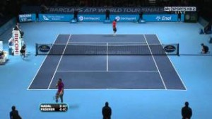Federer vs. Nadal- London 2010 Final (HD)