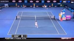 Federer vs. Djokovic – Australian Open 2011 (HD)