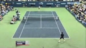 Federer VS Soderling Us Open 2010 Highlights HD